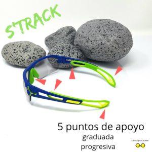 La mejor manera de graduar una gafa de ciclismo o BTT Valencia