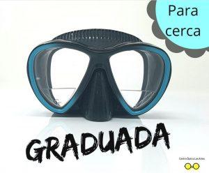 Las 3 maneras de graduar tu máscara de buceo