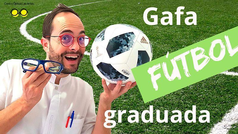 4362a5e99 Gafas para fútbol Valencia