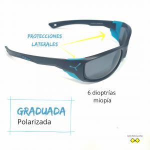 Gafas deportivas para trail running