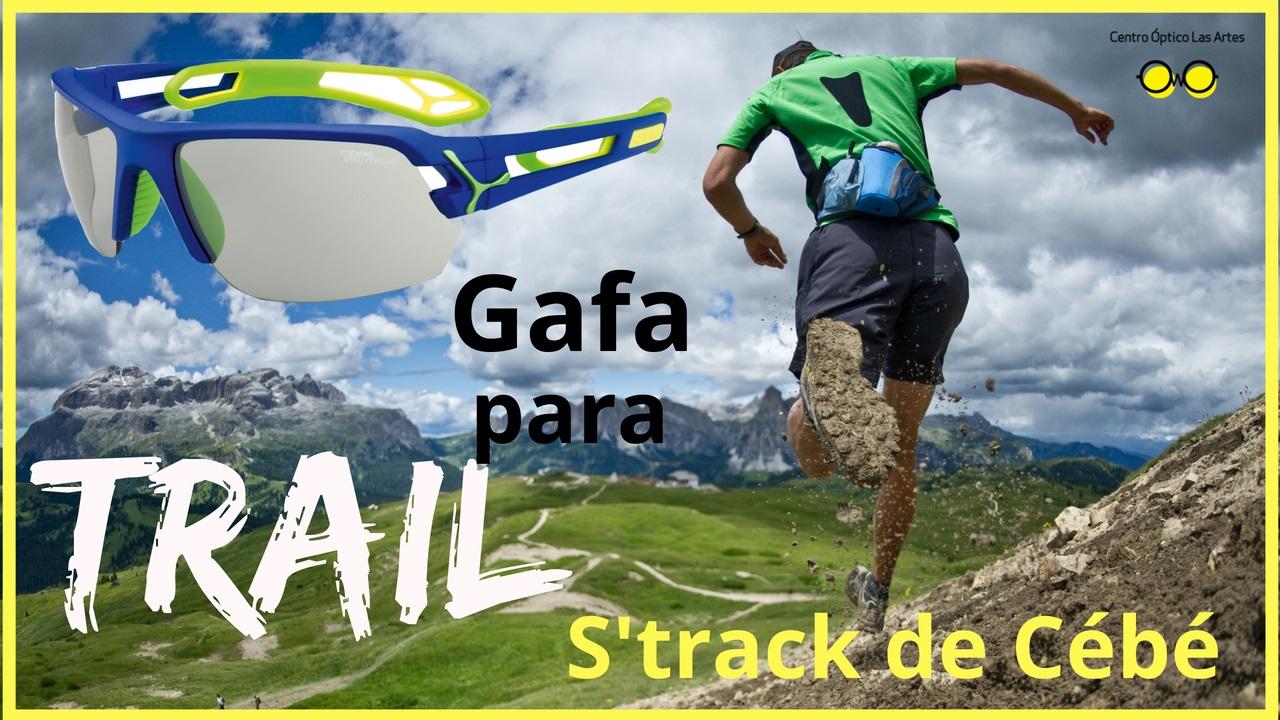 956a7e0d8 Gafas deportivas para trail running. Gafas para trail running S'track de  Cébé. Es ...