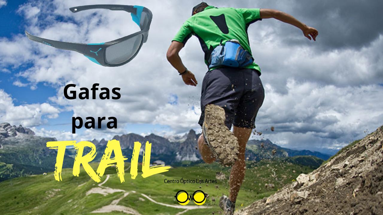 Gafas deportivas para trail running Valencia