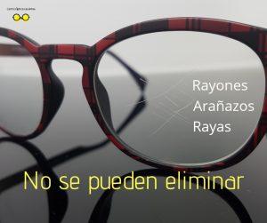 ¿ Se pueden pulir los cristales de las gafas?