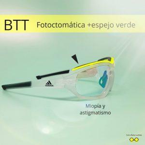 Gafas de ciclismo fotocromáticas