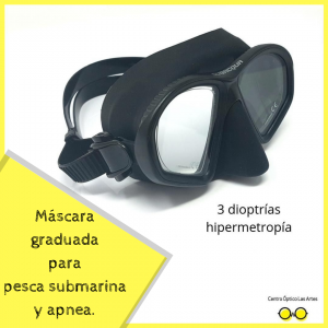 Gafas para pesca submarina Valencia