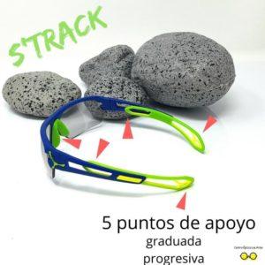 gafas deportivas graduadas ciclismo