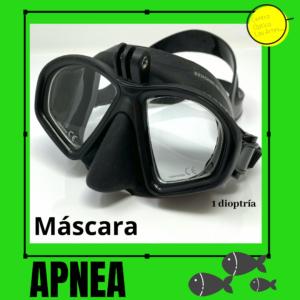 gafas deportivas graduadas de buceo