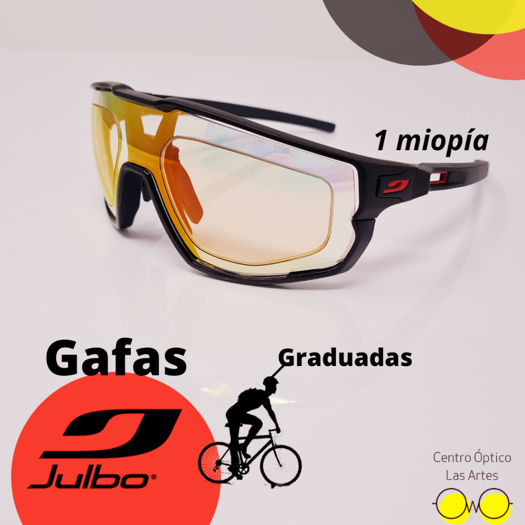 Gafa de ciclismo graduadas Julbo