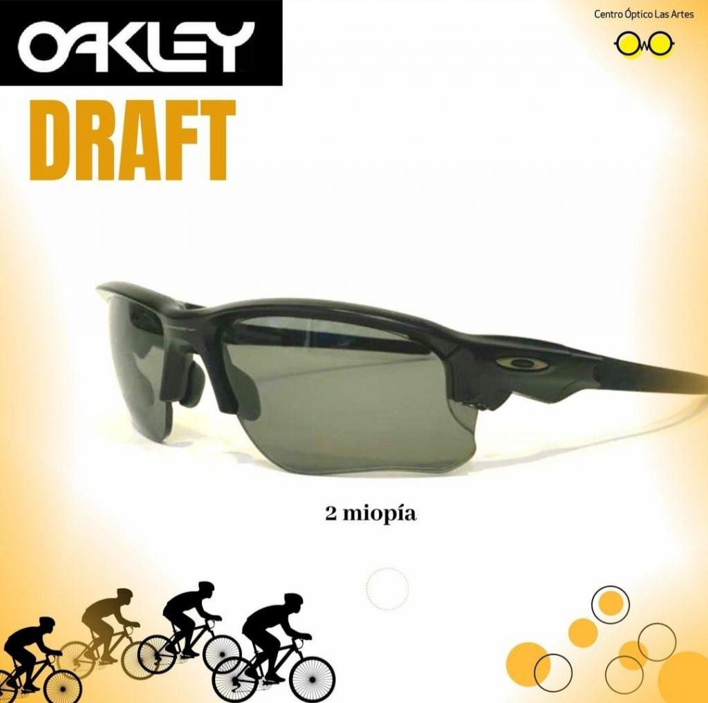 Oakley draft graduada