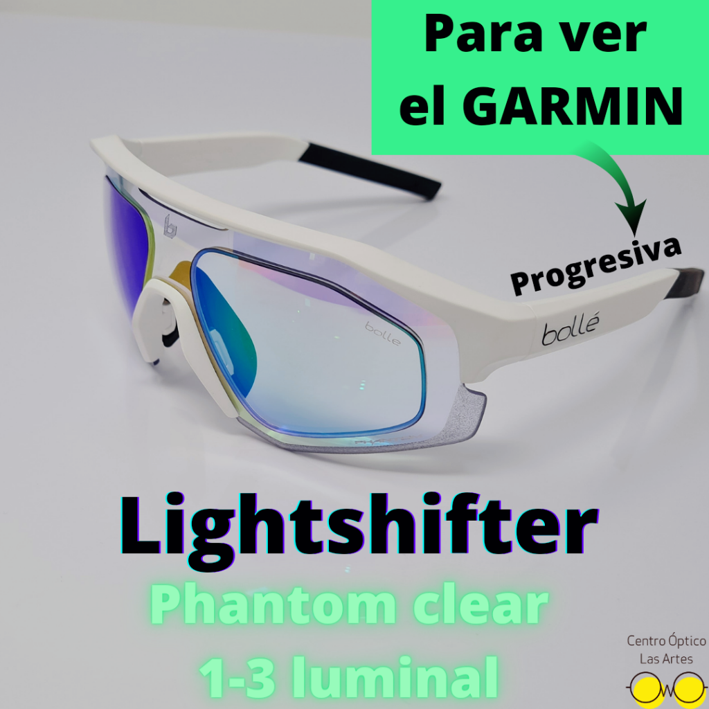 gafas de ciclismo graduadas fotocromaticas