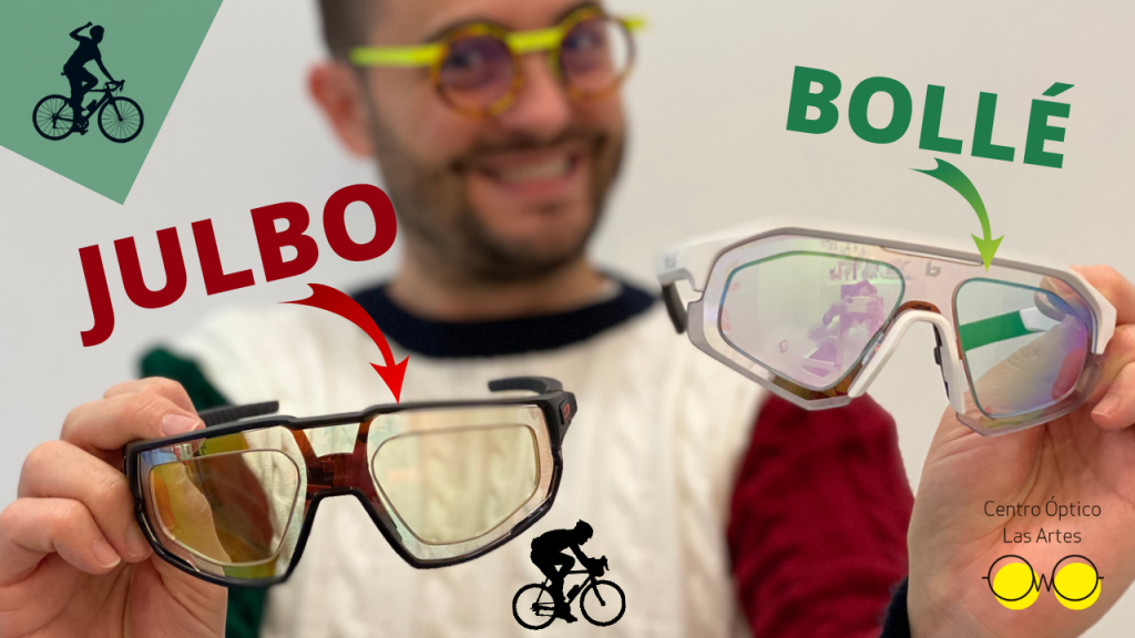 gafas bollé y gafas julbo valencia