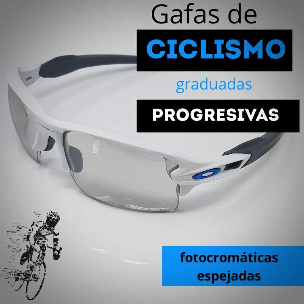Gafas de ciclismo graduadas
