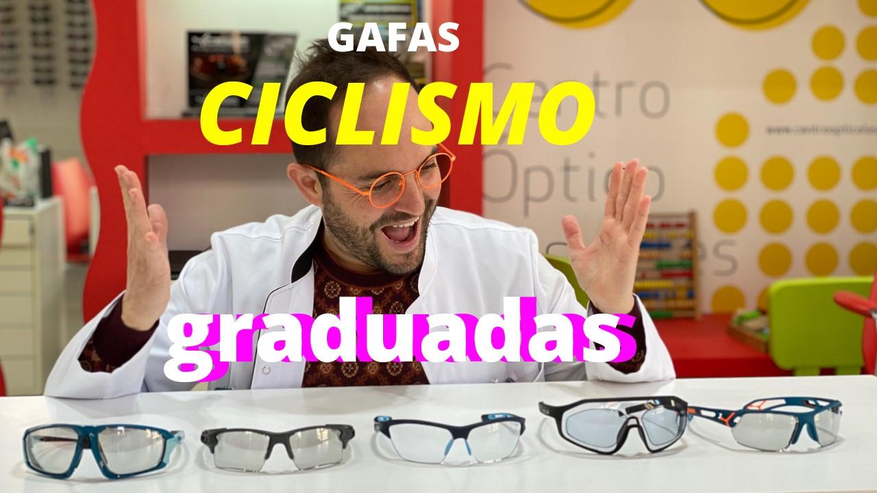 gafas de ciclismo graduadas valencia