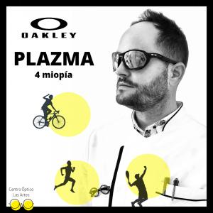 gafas de ciclismo graduadas oakley plazma