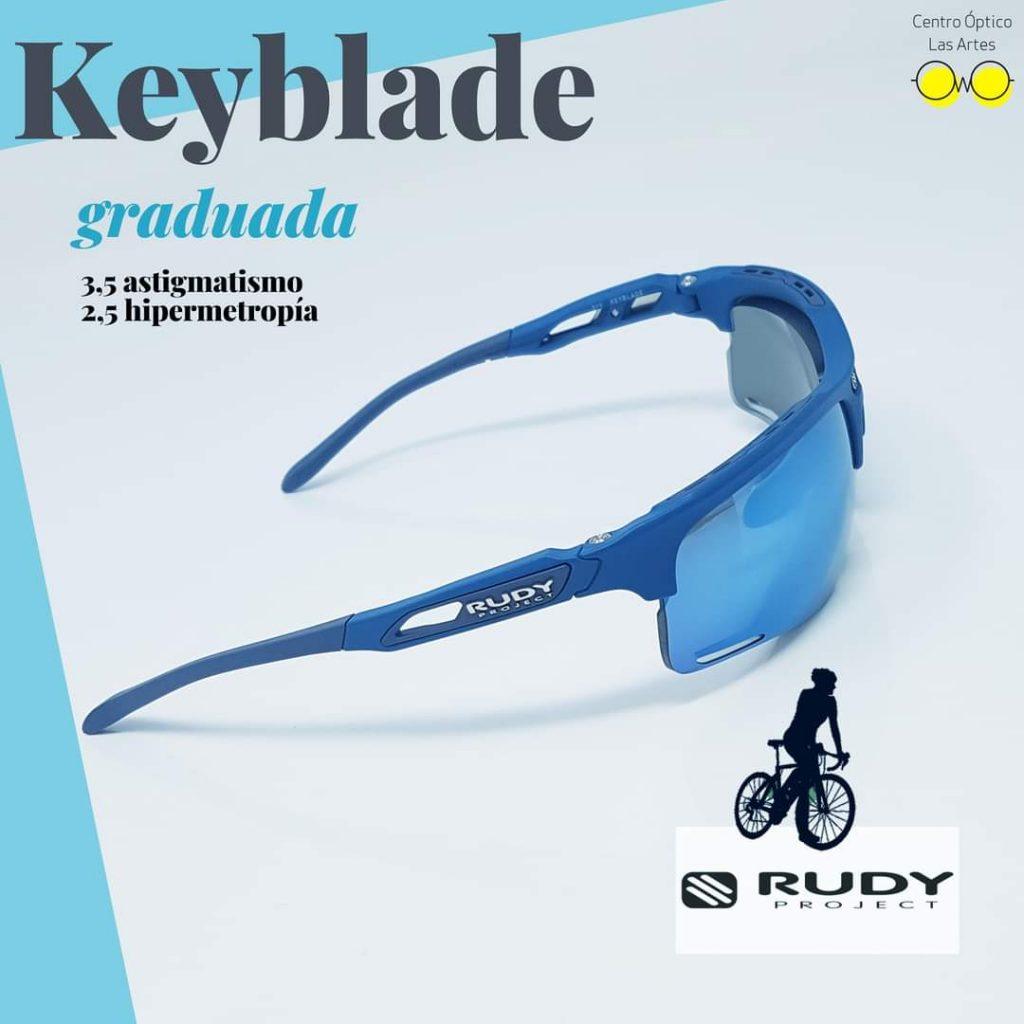 Gafas ciclismo Rudy Project graduadas