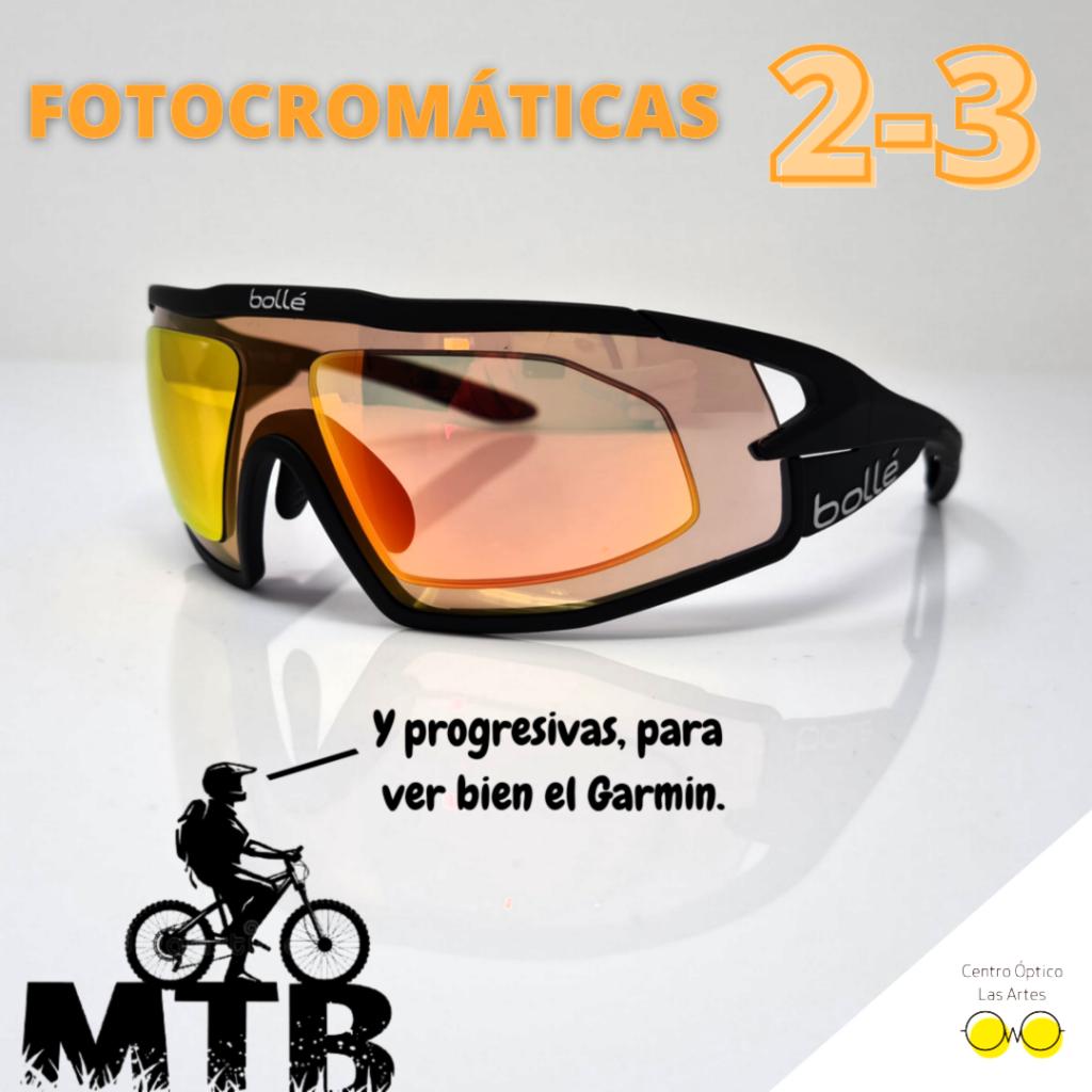 gafas de ciclismo graduadas bolle fotocromaticas