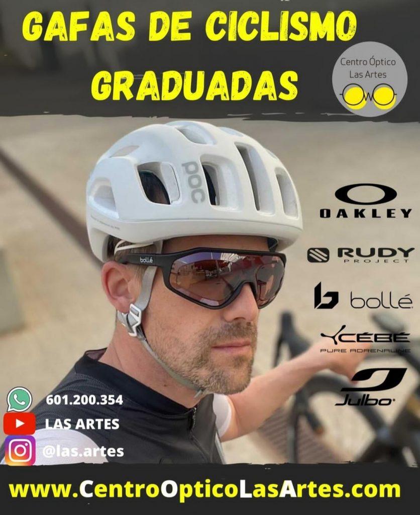 gafas ciclismo graduadas bolle