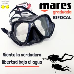 mascara mares graduadas bifocales