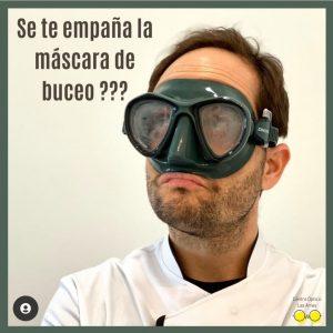 mascara cressi empañada