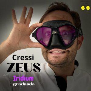 cressi zeus graduada