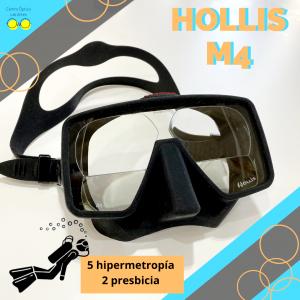 hollis m4 graduada hipermetropia