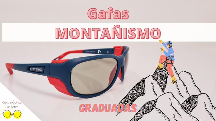 gafas de montañismo graduadas de cebe