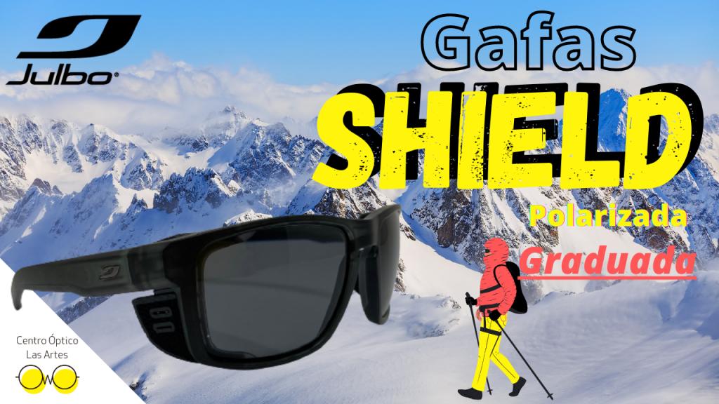 gafas de montañismo graduadas factor 4